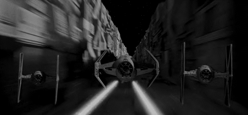 15 Star Wars Death Star attacked by Luke Skywalker