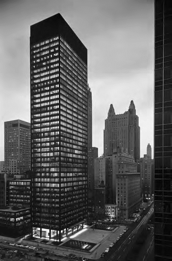 Illustration 1 | Seagram Building
