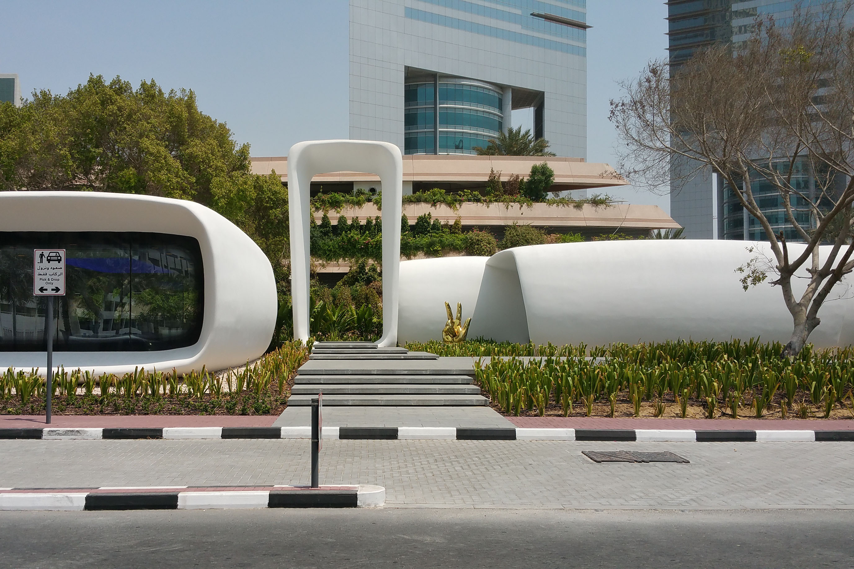 Contemporary Architecture Design Unit Dubai Critiques Anarchitect