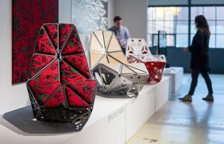 Furniture kas oosterhuis for Dutch design chair karton