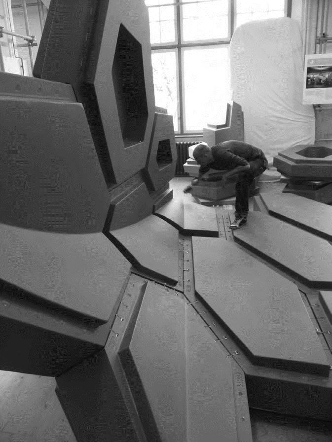 06 Parametric building blocks Hyperbody MSc2 project